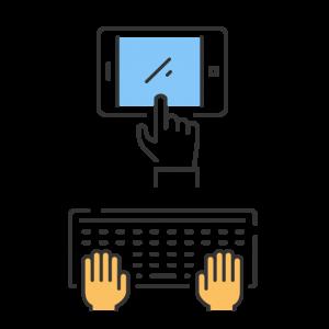 survey programming icon